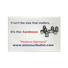 Missouri Bullet Rectangle Magnet (10 pack)