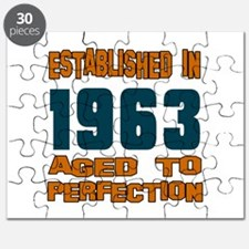 Established In 1963 Puzzle