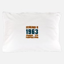 Established In 1963 Pillow Case