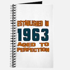 Established In 1963 Journal