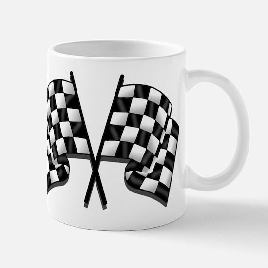 Chequered Flag Mug