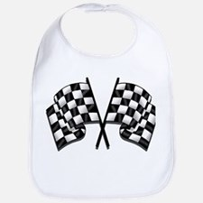 Chequered Flag Bib