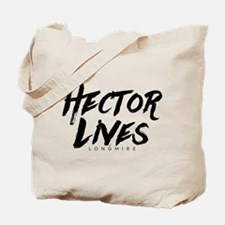 Hector Lives Longmire Tote Bag
