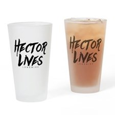 Hector Lives Longmire Drinking Glass
