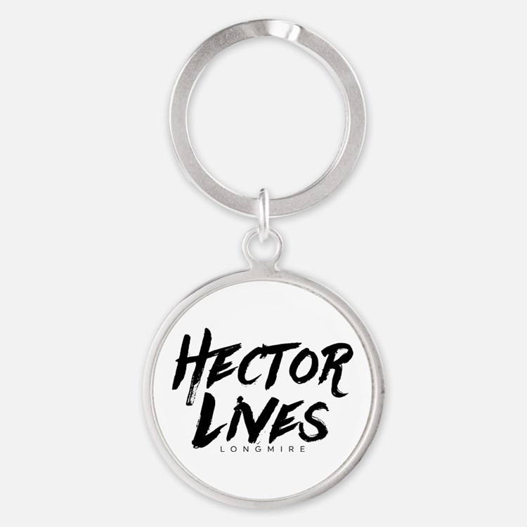 Hector Lives Longmire Keychains