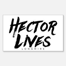 Hector Lives Longmire Decal
