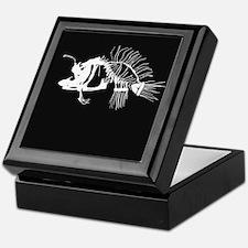 Angler Fish Keepsake Box