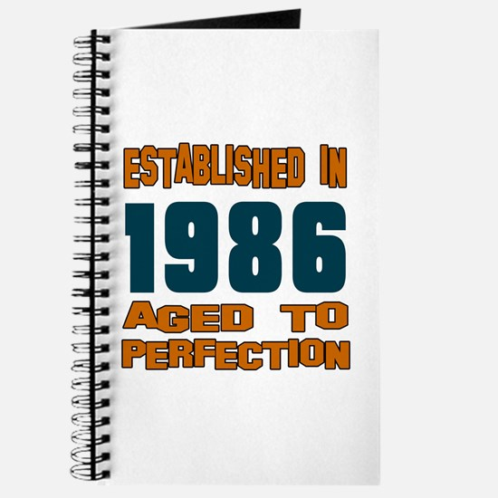 Established In 1986 Journal