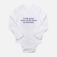 Danny Long Sleeve Infant Bodysuit