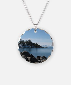 Lake Tahoe, Incline Village Necklace