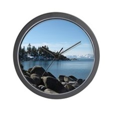 Lake Tahoe, Incline Village Wall Clock