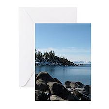 Lake Tahoe, Incline Village Greeting Cards