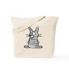 Mummy Bunny Tote Bag