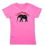Elephant Girls Tees