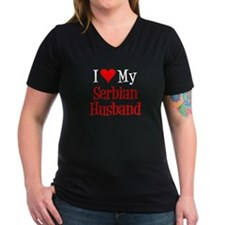 Love My Serbian Husband T-Shirt