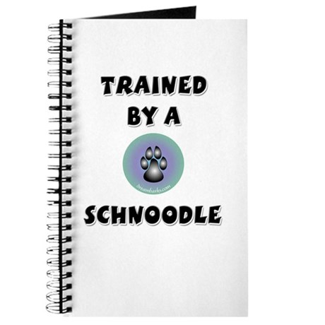 Trained by a Schnoodle Journal