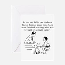 Funny Came Greeting Card