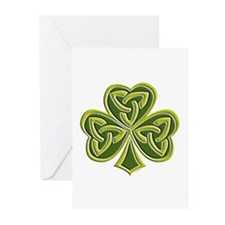 Celtic Trinity Greeting Cards