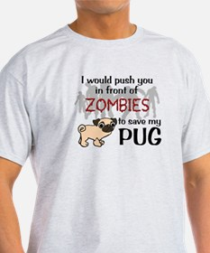Cool Zombie T-Shirt