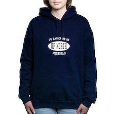 Cute Harbor springs Women's Hooded Sweatshirt