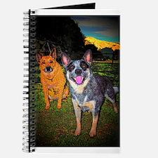 """""""RednBlue Mtn. Horizon"""" - AuCaDogs Journal"""