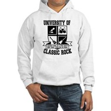University of Classic Rock Hoodie