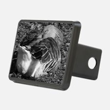 Sleepy Graylag Goose (Blac Hitch Cover
