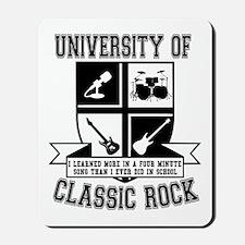 Classic Rock Mousepad