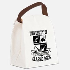 Classic Rock Canvas Lunch Bag