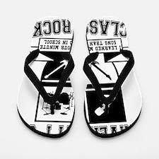 Classic Rock Flip Flops
