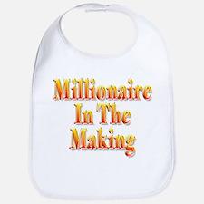 Millionaire in the making Bib