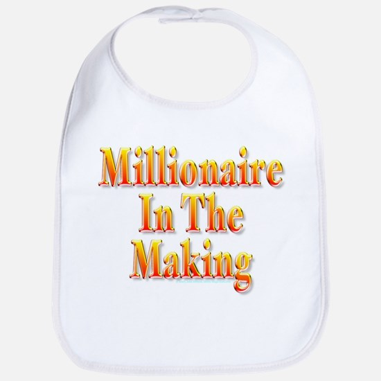 Millionaire in the making Bib