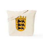 Baden Wurttemberg Coat of Arm Tote Bag
