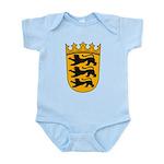 Baden Wurttemberg Coat of Arm Infant Creeper