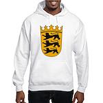 Baden Wurttemberg Coat of Arm Hooded Sweatshirt