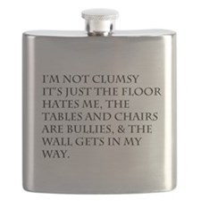 I'm Not Clumsy Flask