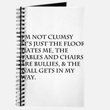 I'm Not Clumsy Journal