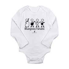Cool Country musician Long Sleeve Infant Bodysuit