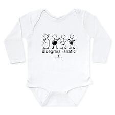 Original humor Long Sleeve Infant Bodysuit