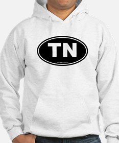 Tennessee TN Euro Oval Jumper Hoody