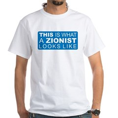 This is what a Zionist Looks Shirt