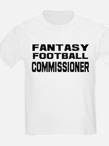 Fantasy Football Comish. T-Shirt