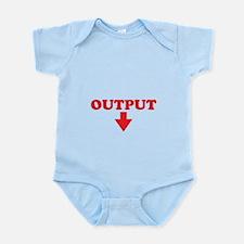 Cute Edgy infant Infant Bodysuit