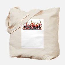 JUST RACE Tote Bag