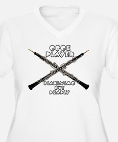 Oboe: Pianissimo But Deadly T-Shirt