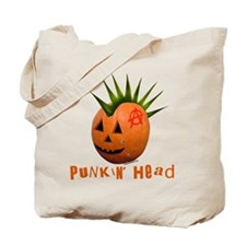 Punkin' Head Tote Bag