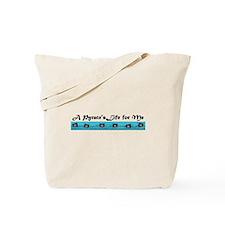 Cute Roger Tote Bag