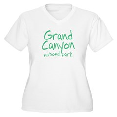 Grand Canyon National Park (Graffiti) T-Shirt