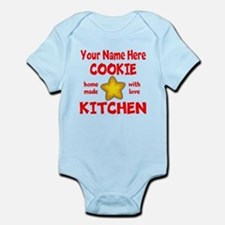 Cookie Kitchen Body Suit