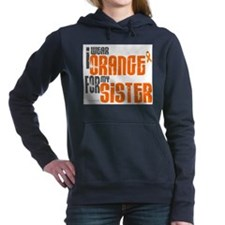 Cool Ms support and Women's Hooded Sweatshirt